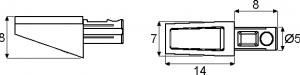 reggicristallo-rettangolare