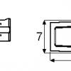 reggicristallo-rettangolare-montaggio